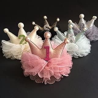 Crown Hair Clip, Princess Crown,Party Crown,Birthday Crown