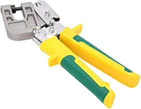 YASE-king Pincers, 10inch New quality Handle Stud Crimper Plier Plaster Board Drywall Tool for Fastening Metal Studs