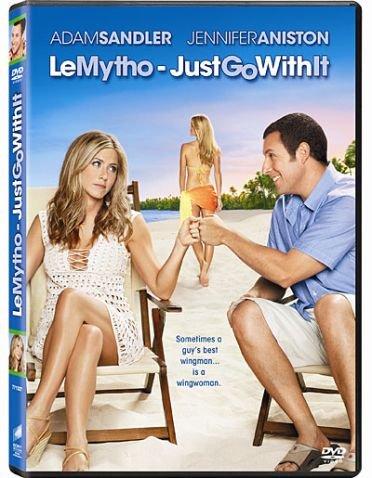 Le Mytho (Just Go With It) [Francia] [DVD]