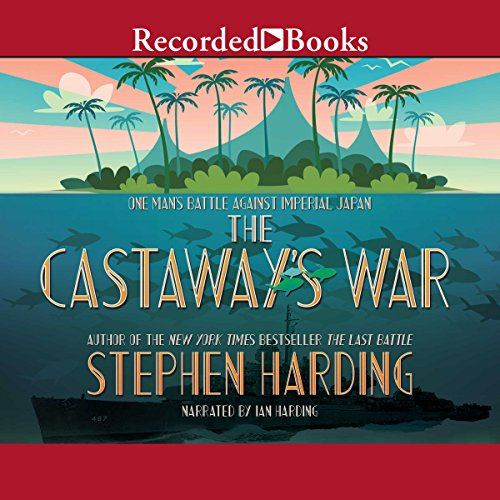The Castaway's War audiobook cover art