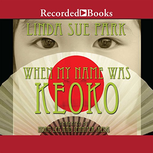 When My Name Was Keoko audiobook cover art