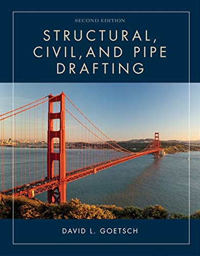 Structural, Civil and Pipe Drafting