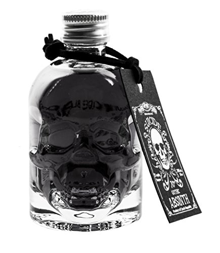 Hill's Suicide Absinthe | 70% abv, 35mg/kg thujone...