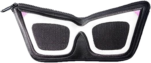 Love Bravery Lady Gaga & Elton John Black & White Diva Sunglasses Clutch Bag