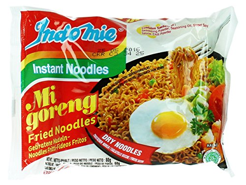 Indo Mie Goreng Noodles,80 g - Pack of 40