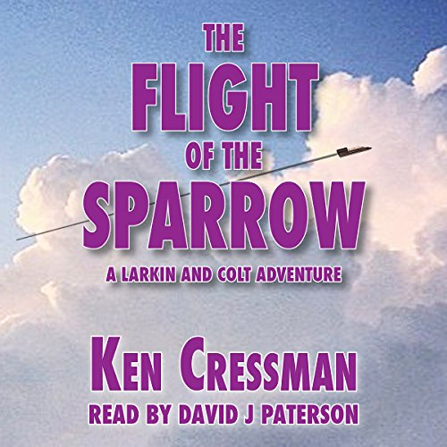 The Flight of the Sparrow audiobook cover art