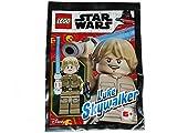 Blue Ocean LEGO Star Wars Luke Skywalker Minifigure #2 Foil Pack Set 912065 (empaquetado)