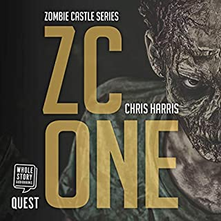 ZC One audiobook cover art