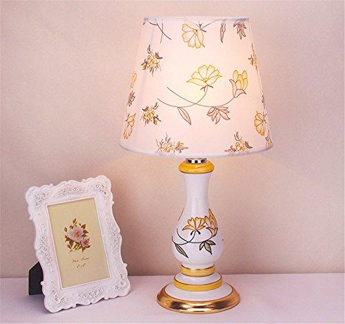 5151BuyWorld lamp eenvoudige tabel moderne lamp patroon handmatige tekening tafellamp doek lampenkap glas lamp lichaam studie leeslamp topkwaliteit