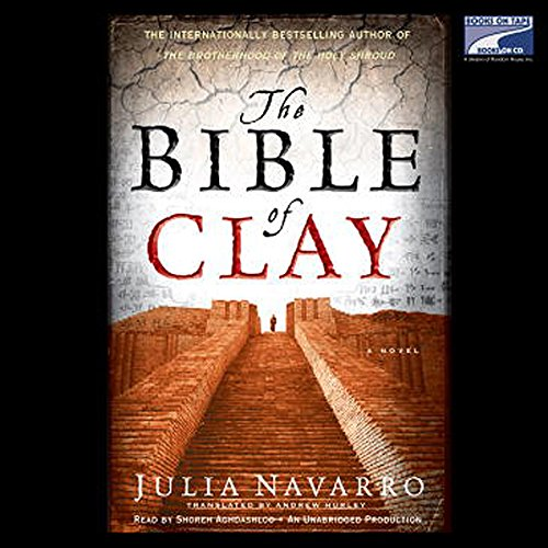 The Bible of Clay audiobook cover art