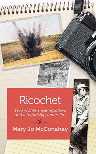 Ricochet audiobook cover art