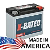 ADX20L - (USE HDX20L) Replacement Motorcycle Battery UPGRADE