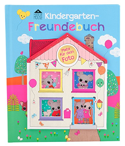 House of Mouse 8888 - Kindergartenfreundebuch