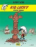 Aventures de Kid Lucky d'après Morris (Les) Tome 3 - Statue squaw