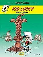 Aventures de Kid Lucky d'après Morris (Les) - Tome 3 - Statue squaw d'Achdé