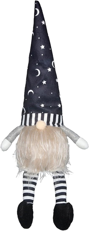 Tuscom 100% quality warranty Halloween Rudolph Doll Jacksonville Mall Creative Dwarf - Han Faceless