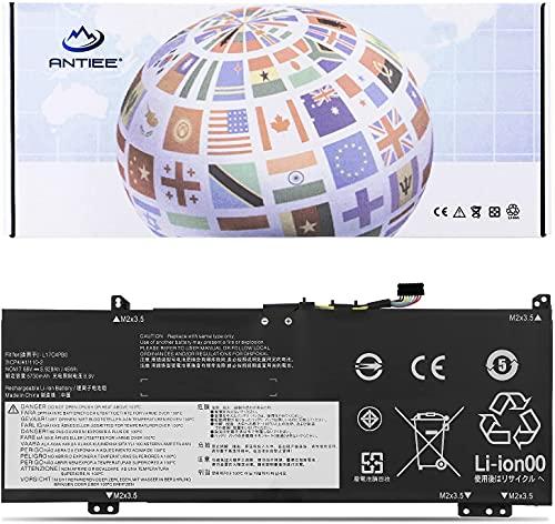 ANTIEE L17C4PB0 Akku für Lenovo IdeaPad Flex 6-14IKB 6-14ARR IdeaPad 530S-14ARR 530S-14IKB 530S-15IKB Yoga 530-14ARR 530-14IKB L17M4PB0 L17C4PB2 L17M4PB2 5B10Q16066 5B10Q16067