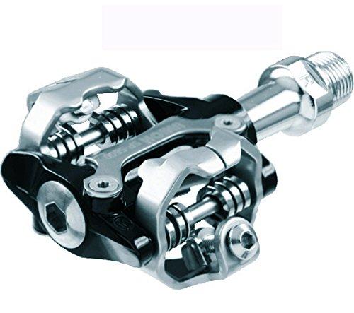 Wellgo Coppia Pedali MTB Nero Pair of Pedals MTB Black