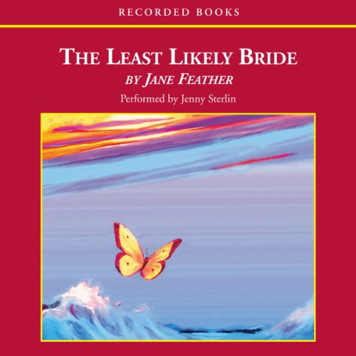 The Least Likely Bride audiobook cover art