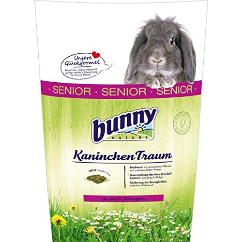Bunny Nature KaninchenTraum Senior, 1.5 kg