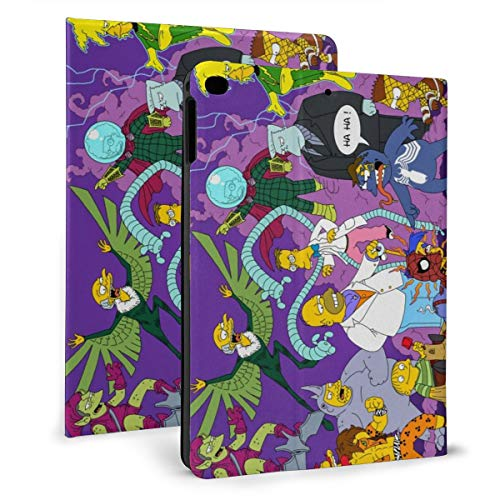 Bart_Simpson Anti-Slip Shockproof Tablet Case Bag with Zipper, Notebook iPad Cover Case Protective for Laptop Sleeve for 7.9 inch/ 9.7inch