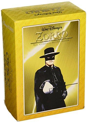 Walt Disney's Zorro: The Complete Second Season (Colorized)