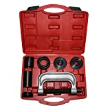 Ball Joint Press Service Kit 10pc Auto Wheel Drive Vehicle Repair Removal Tool