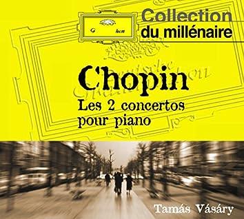 Chopin:  Piano Concerto No.1, Op.11 & No.2, Op.21