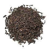 Aromas de Té - Té Rojo Pu Erh Digestivo con Sabor y Aroma a Vainilla Efecto Tranquilizante/Té Digestivo Rojo Pu Erh, 100 gr