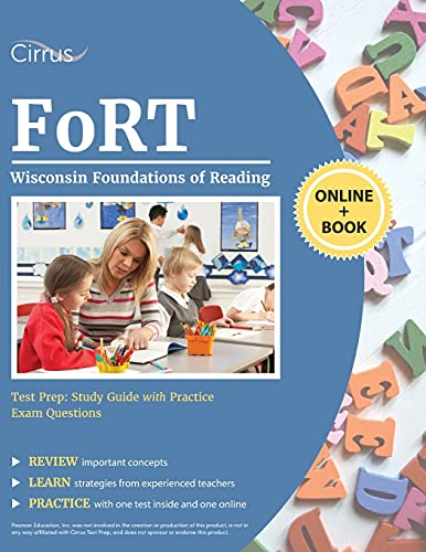 Wisconsin Foundations of Reading Test Prep: Study Guide with...