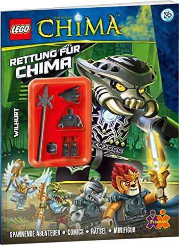 LEGO Legends of Chima. Rettung für Chima
