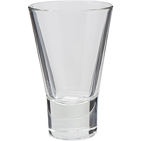 Borgonovo 11125921 Juego de 6 Tequileros de Vidrio, 140 ml
