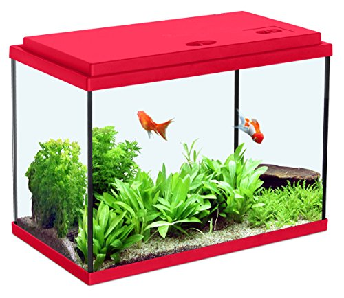 Aquarium 12,5L Nanolife Kidz 35 Rouge