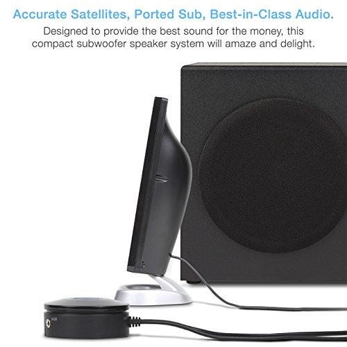 Build My PC, PC Builder, Cyber Acoustics CA-3090