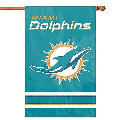 Top miami dolphins flags for house for 2020