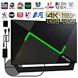 Best HDTV Antennas - [Upgraded 2020] 138+Miles HD TV Antenna Amplified- 4K Review