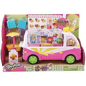 Shopkins S3 Scoops Ice Cream Truck | Shopkin.Toys - Image 1