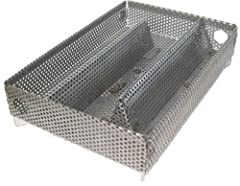FULL SMOKE - Get a full-bodied smoke for up to 12 hours using a-maze-n pellets. Smoke time will vary depending on what chips or pellets you are using PERFECT FOR ANYTHING – Great for use on salt, cheese, poultry, fish, pork & steak. Add a mouthwateri...
