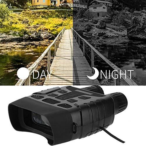 GBBG Digitales Nachtsichtteleskop Hd Hunting Binocular Recorder Infrarot Nachtsicht 0,3 Megapixel Aufnahme IR-Kamera für Jagdzubehör