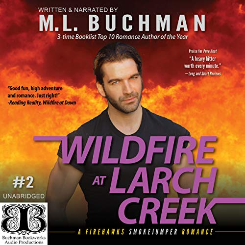 Wildfire at Larch Creek cover art