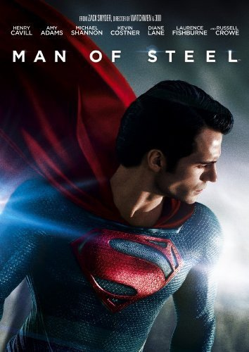 Man of Steel [DVD] [Import]