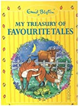 My Treasury of Favourite Tales by Enid Blyton - Hardcover