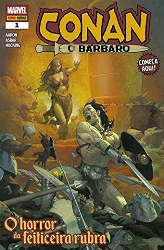 Conan, O Bárbaro Vol. 1