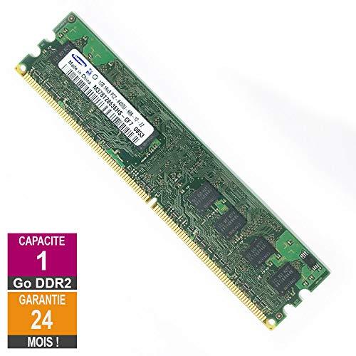 1 GB RAM DDR2 Samsung M378T2863EHS-CF7 DIMM PC2-6400U 1Rx8