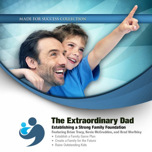 The Extraordinary Dad  Audiolibri