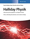 Halliday Physik (Halliday Physik Deluxe) - Stephan W. Koch