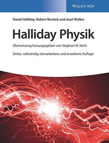 Halliday Physik (Halliday Physik Deluxe)