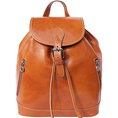 FLORENCE LEATHER MARKET Zaino in pelle 6560 (Cuoio)