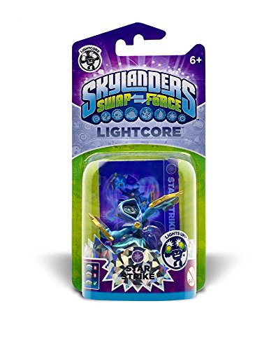 Skylanders Swap Force- Single Character - Light Core - Star Strike