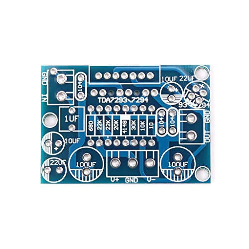 JENOR TDA7293 / TDA7294 - Placa de amplificación monocanal